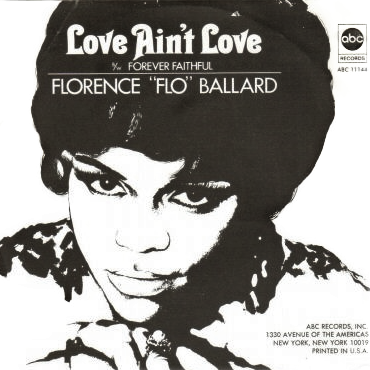 Florence_Ballard_-_Love_Ain't_Love_-_Single_Cover