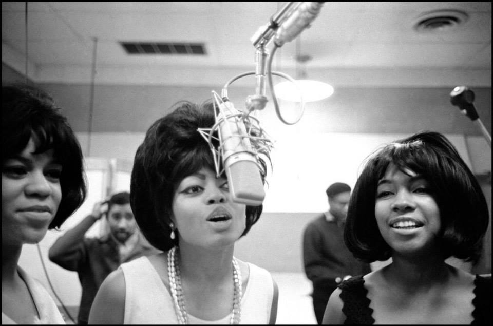 Image result for the supremes in 1962