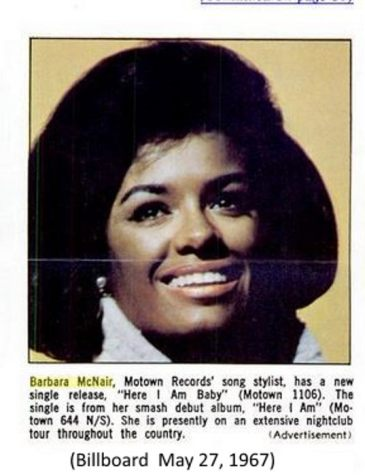 barbara-mcnair-here-i-am-baby-1967